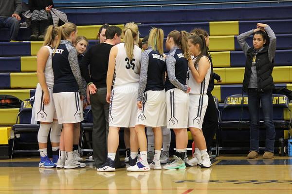 PHHS Girls Basketball