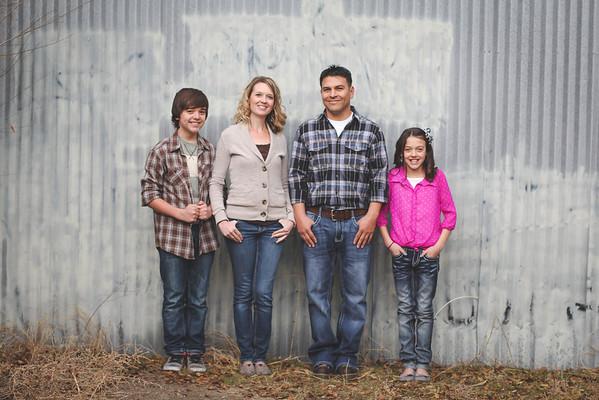 Loomis Family 2013