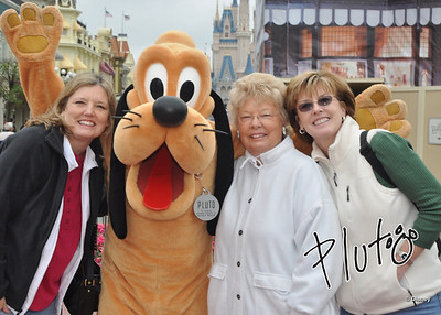 Mom's 80th @ WDW
