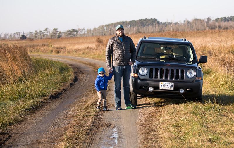 Jesse and Caleb with Jesses Jeep.jpg