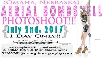 Aerial Bombshell (Omaha, Nebraska) 070117