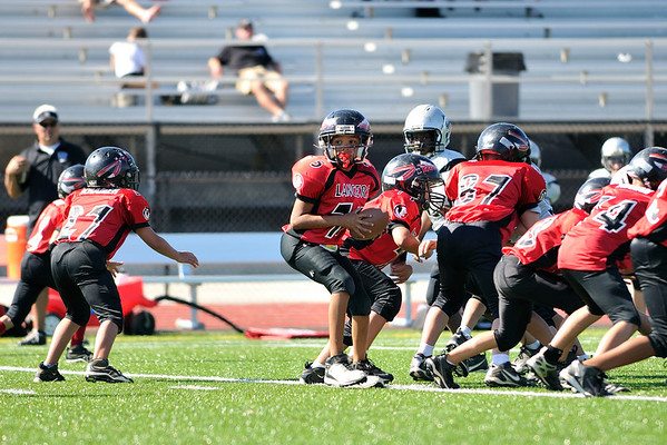 2010 Lancers Football - Liberty 8-10 - Games 5 & 6