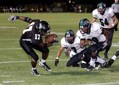 Football Verrado Varsity vs Youngker 9/23/2011