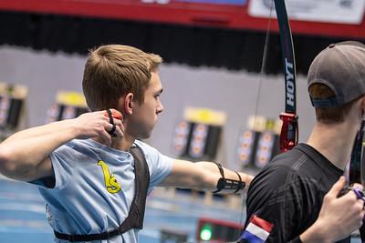 Nederlands kampioenschap Indoor 2019
