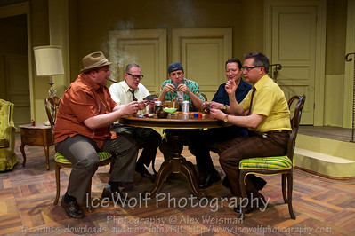 """The Odd Couple"" Publicity Photos"