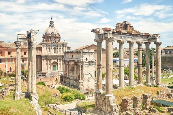 J01 - Forum Romain