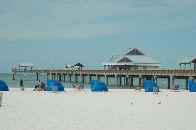 Clearwater en St. Petersburg Beach