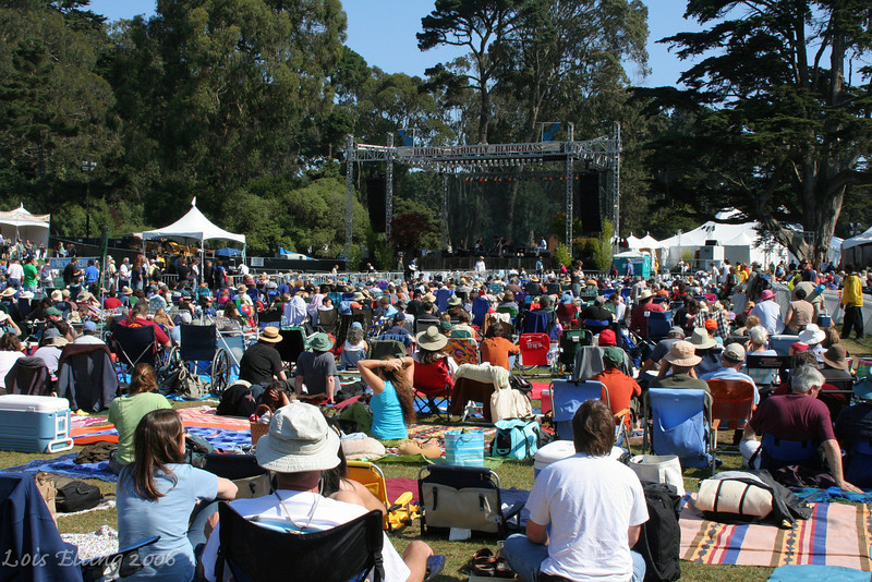 Hardly Strictly Bluegrass Festival