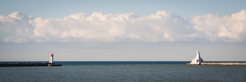Two sunny days in Port Stanley