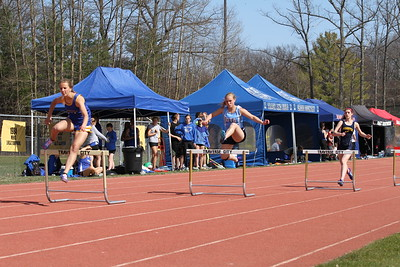Ken Bell Invite Girls 300M Hurdles