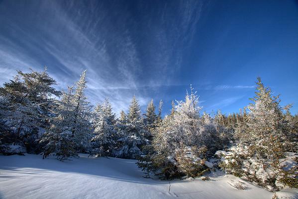 Adirondacks 2009 February Pitchoff Mt