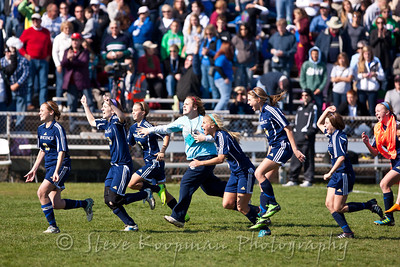 2011 PHS Soccer vs Mishawaka State Champioship
