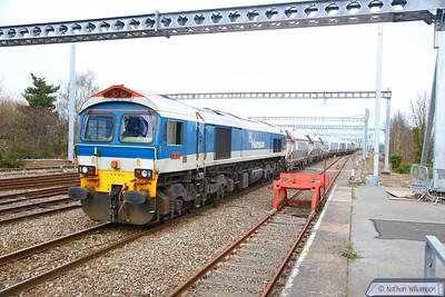 2018 - Mendip Rail