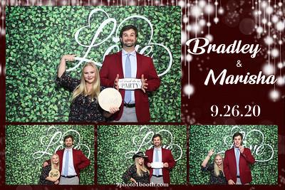 Bradley & Marisha 09.26.20