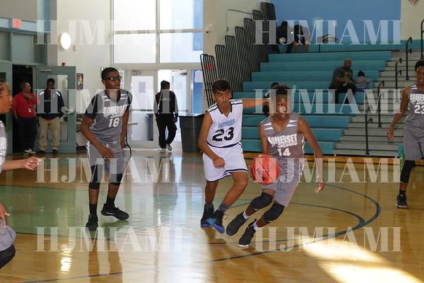 Middle School Basketball 1/10/19