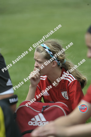 U14 Girls - FC United Select vs Neenah Flames