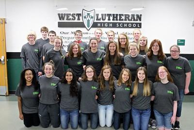 West Lutheran Ambassadors
