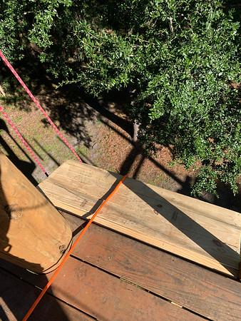 Giant's Ladder & Rappel