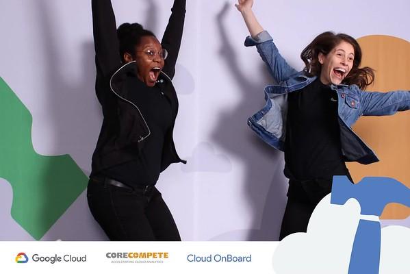 Google Cloud @ Embassy Suites Uptown 10.15.2019