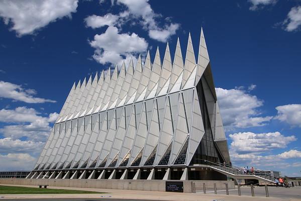Colorado - USAF Academy - 7/6/2016