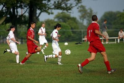 Danville v Southmont - Boys Soccer