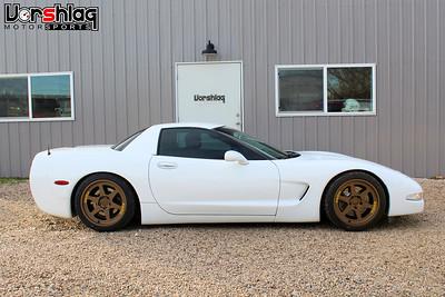 2000 Corvette C5 FRC - Luke Trueheart