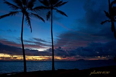 Hawaiian Sunrise 5