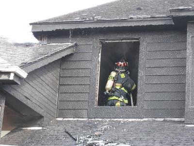 Parker House Fire 6-30-12
