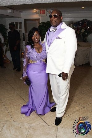 SEPTEMBER 12TH, 2021: MONALISA AND ROBERT'S ENGAGEMENT PARTY
