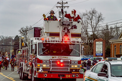 2017 Mt Juliet Christmas Parade