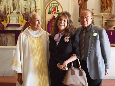 Wedding Anniversary Mass 2016