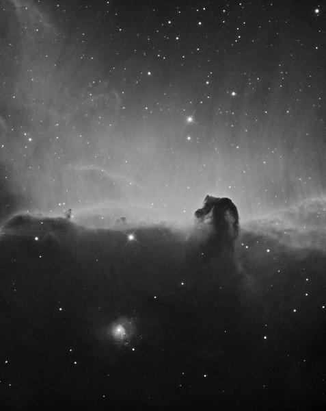 B 33, Horsehead Nebula