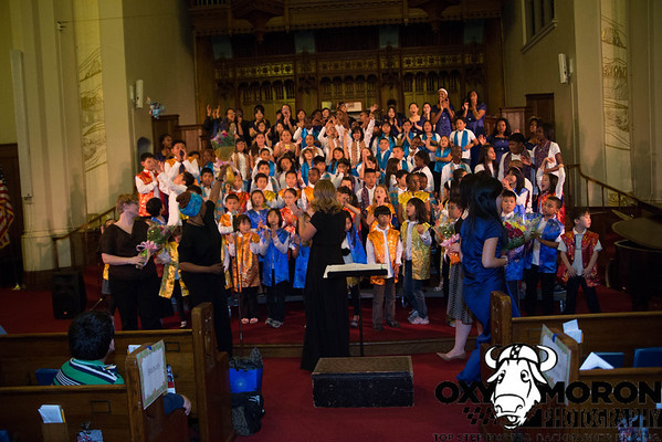 Cantare Children's Choirs of Oakland Spring Concert 2014