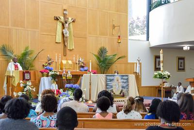 Easter Mass  4-16-17