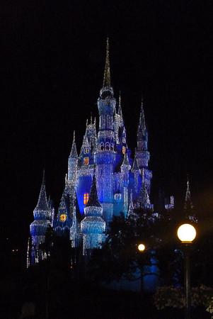 01-07 - Day at The Magic Kingdom in Disney World - Lake Buena Vista, FL