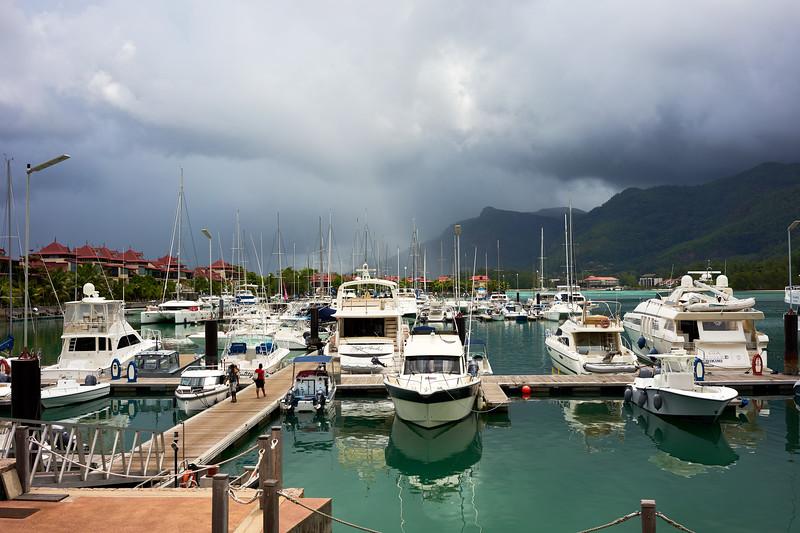 Yacht & Storm