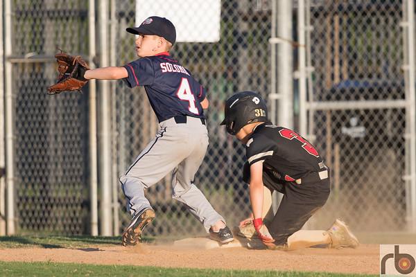 Fire vs Solder Baseball