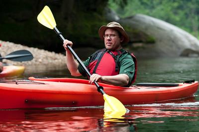 July 2011 Kayak the Pemi II