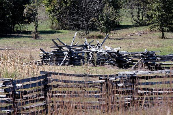Wilson's Creek Civil War Battlefield - Missouri