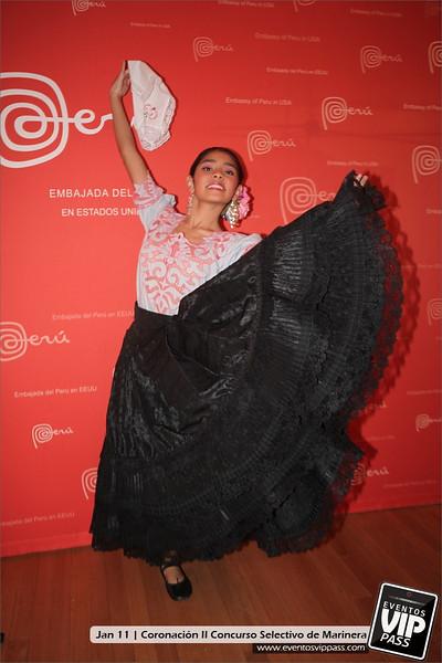 Coronación II Concurso Selectivo de Marinera @ Embajada Del Perú | Fri, Jan 11