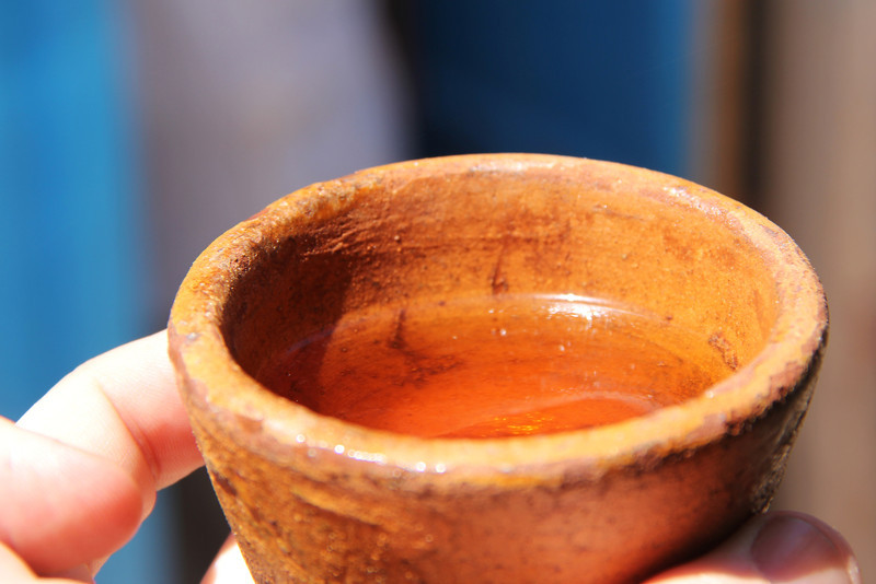 yemeni coffee. neither looks nor tastes like coffee... ?
