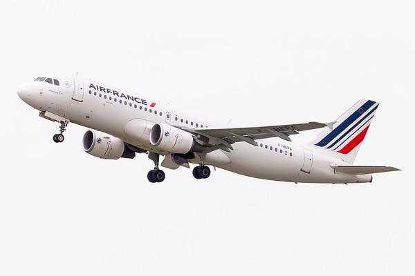 F-HEPA - Airbus A320-214