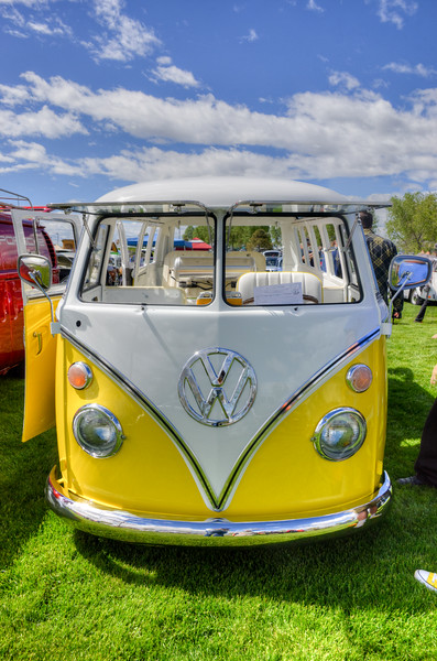 66 VW Bus Front view on the Green_.jpg