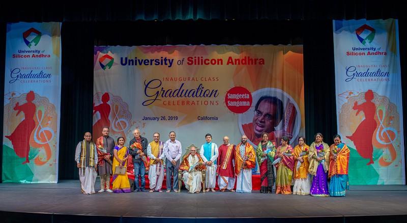 Inaugural Class Graduation Celebrations