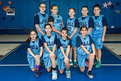 SJHA 5thG Basketball