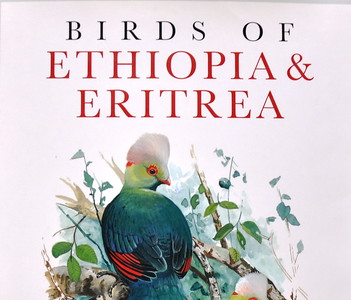Bird and Wildlife Books - Ethiopia / Vogel und Wildlife Bücher