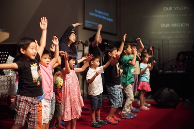 Inter-Generational Worship Service, 19 Apr 2015