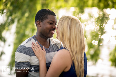 Ashley and LaQuan Engaged