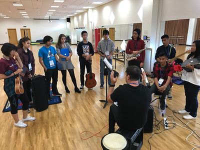 Workshop for Students & Teachers of IB Music - East