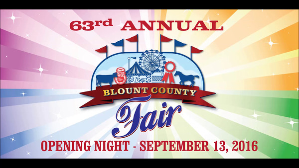 2016 BLOUNT COUNTY FAIR